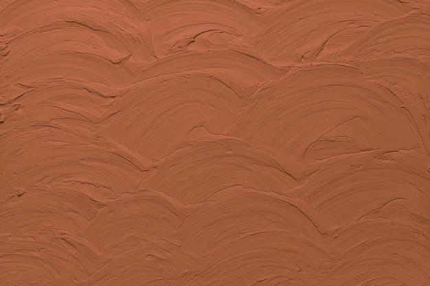 Fond texturé de peinture murale orange