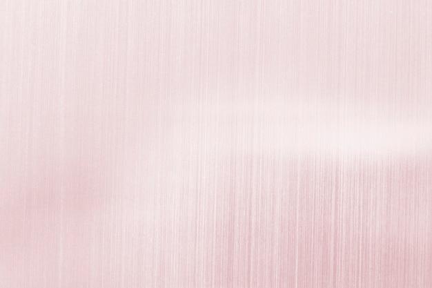 Fond texturé de peinture rose métallique