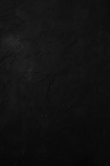 Fond texturé en pierre noire, surface en béton foncé