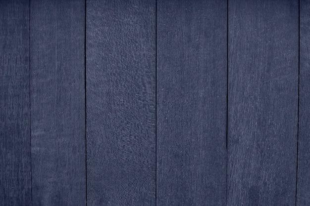 Fond texturé de planche de bois bleu