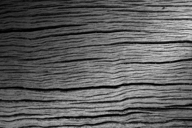 Fond texturé de planche de bois gris