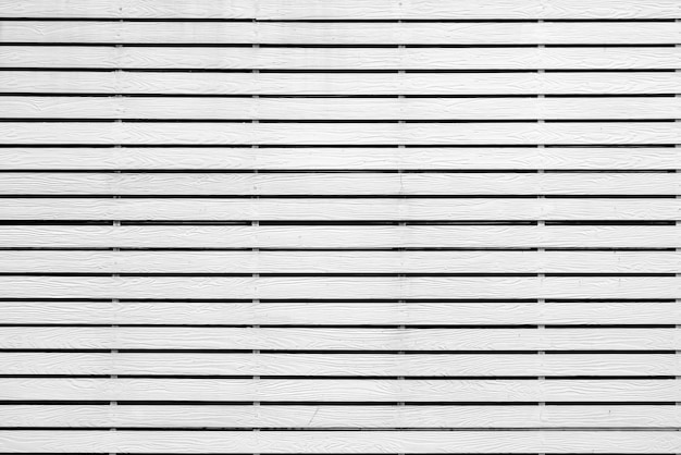 Fond de texture de planche de bois noir et blanc