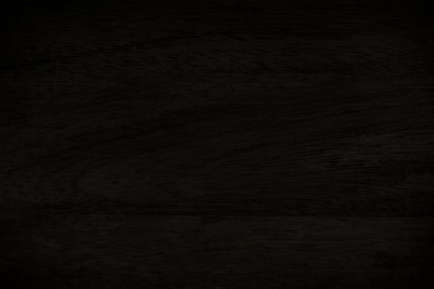 Fond texturé de planche de bois noir