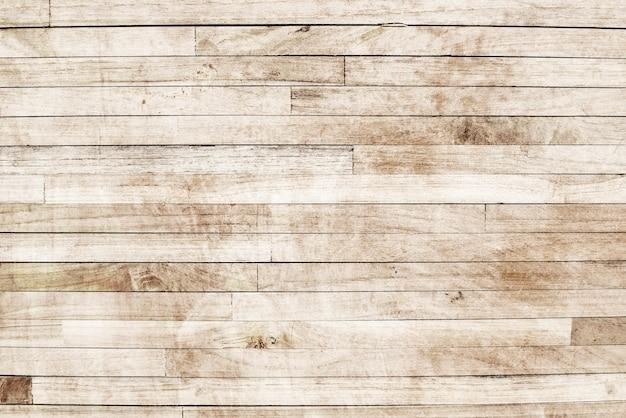 Fond texturé de plancher en bois brun