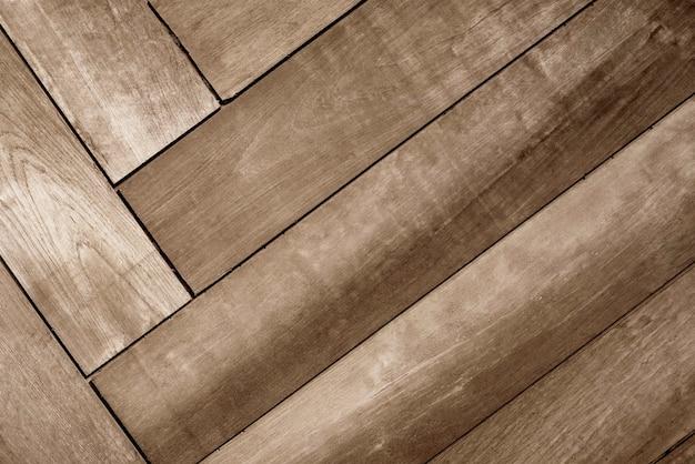 Fond texturé de plancher en bois à motifs
