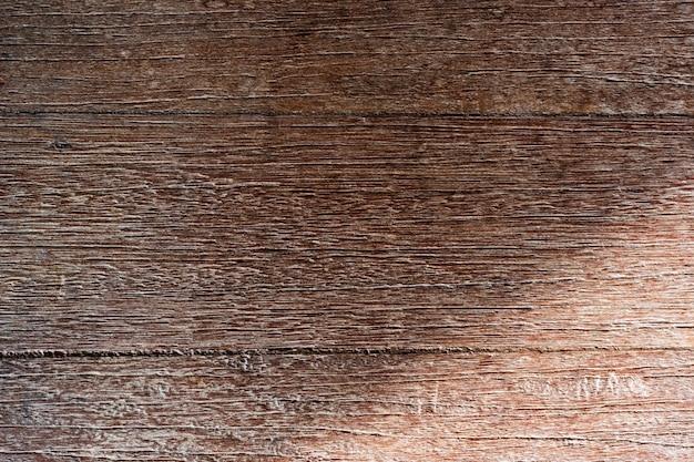Fond texturé de planches de bois marron