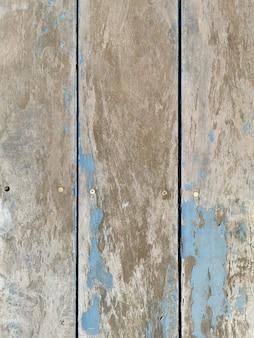 Fond de texture de planches de bois vintage