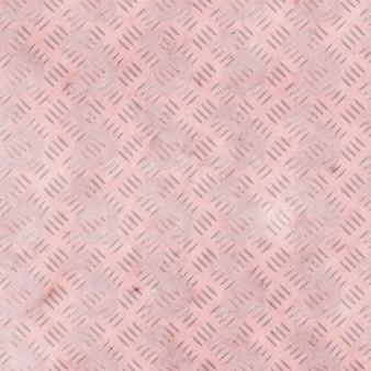 Fond de texture de plaque métallique de style grunge rose