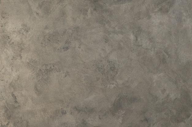 Fond de la texture plâtrée gris. fond artistique fait main