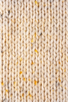 Fond de texture de pull en laine