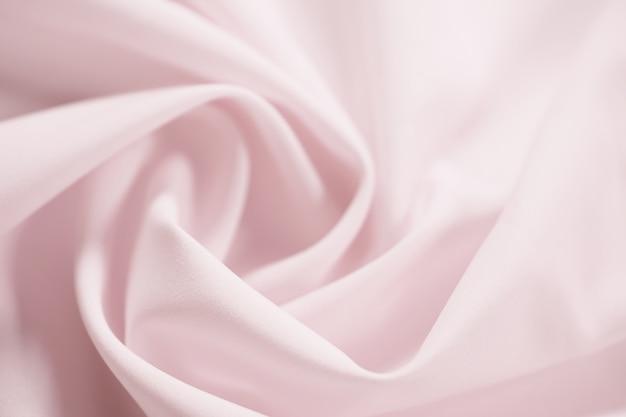Fond de texture romance doux tissu rose