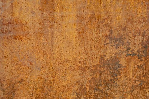 Fond de texture de rouille pour la surface