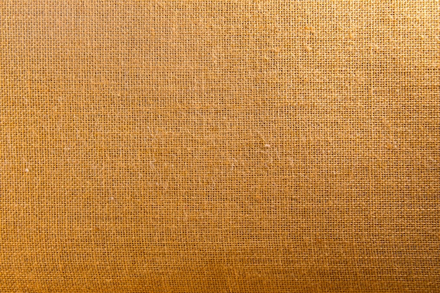 Fond et texture d'un sac brun naturel