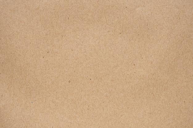 Fond de texture de sac de papier recyclé brun
