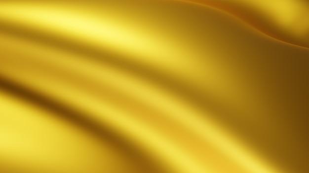 Fond de texture de soie or fortune et luxe