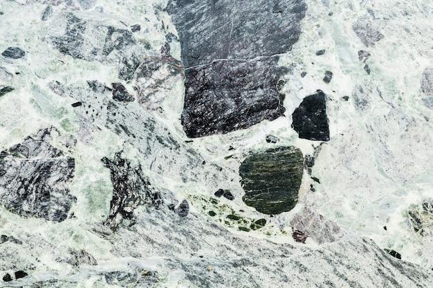Fond de texture de sol en marbre surface agrandi