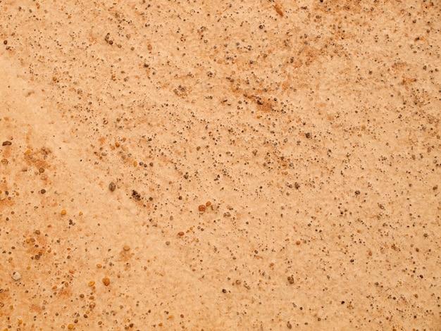 Fond de texture de sol rouge