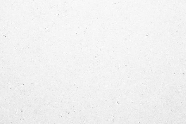 Fond de texture de surface en carton blanc recyclé
