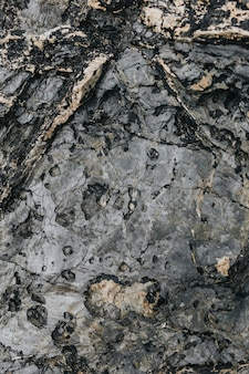 Fond de texture de surface pierre escarpée