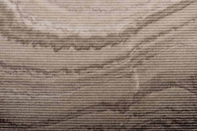 Fond texturé tapis gris lisse