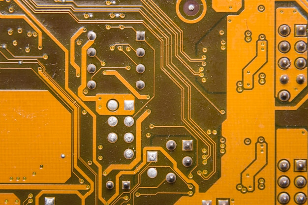Fond de texture de technologie