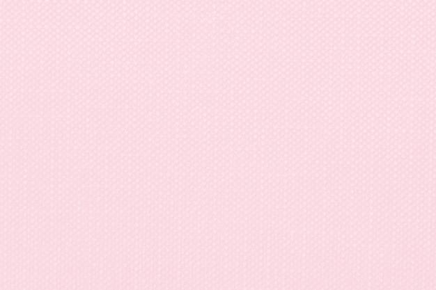 Fond texturé textile gaufré rose pastel