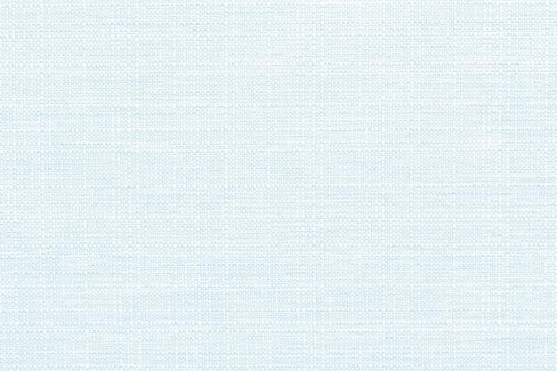 Fond texturé textile lin bleu pastel