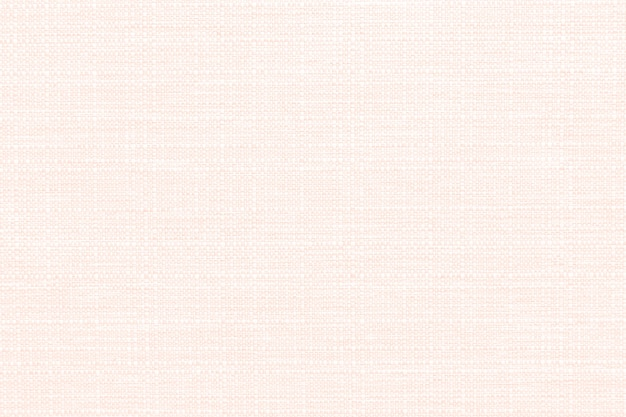 Fond texturé textile lin orange pastel