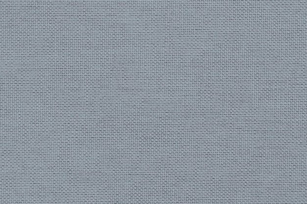 Fond texturé textile tissu gris bleuté