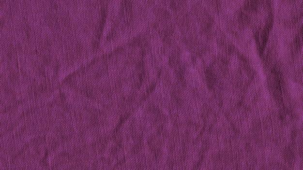Fond de texture textile violet