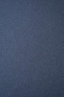 Fond de texture de tissu bleu marine