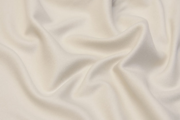 Fond de texture tissu cachemire blanc