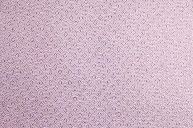Fond de texture de tissu fait main de style thaïlandais.