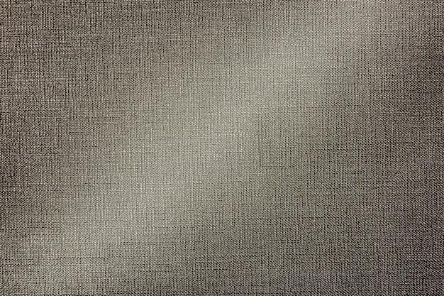 Fond texturé en tissu lisse marron