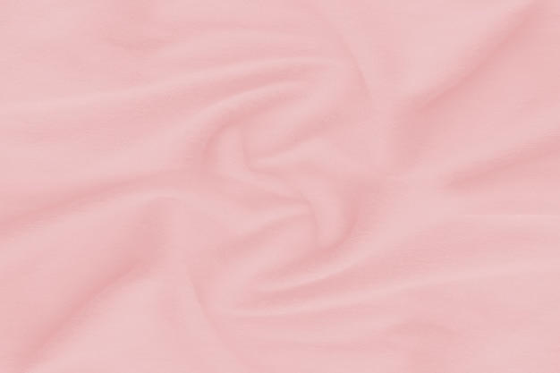 Fond de texture de tissu rose vague abstraite.