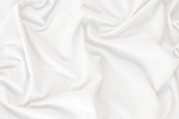 Fond texturé en tissu soyeux