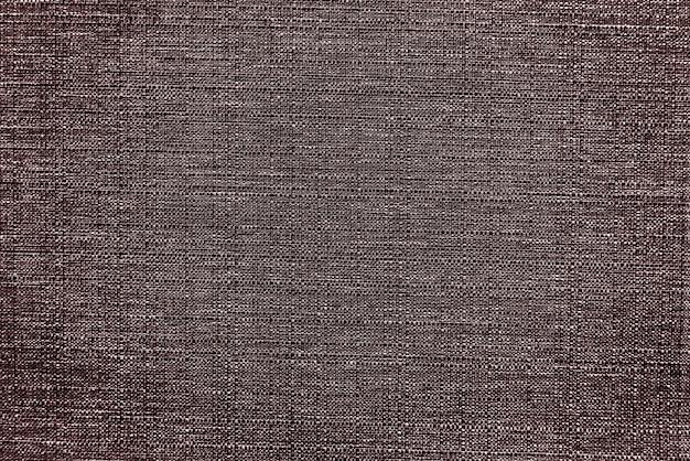 Fond texturé en tissu de tapis marron
