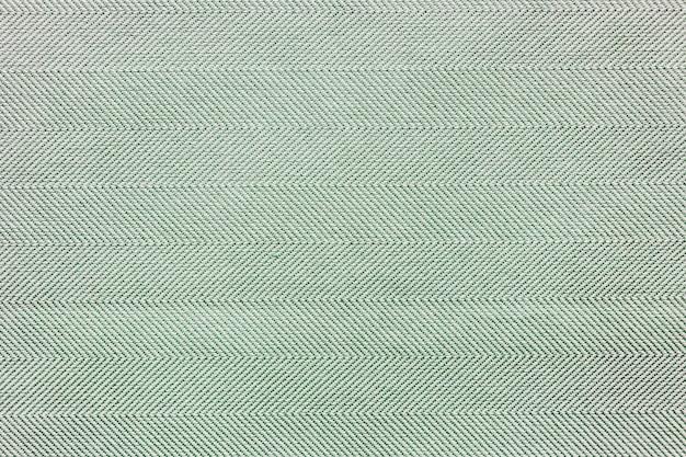 Fond texturé tissu tapis vert