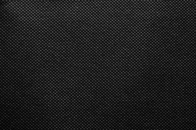 Fond de texture tissu tissu noir