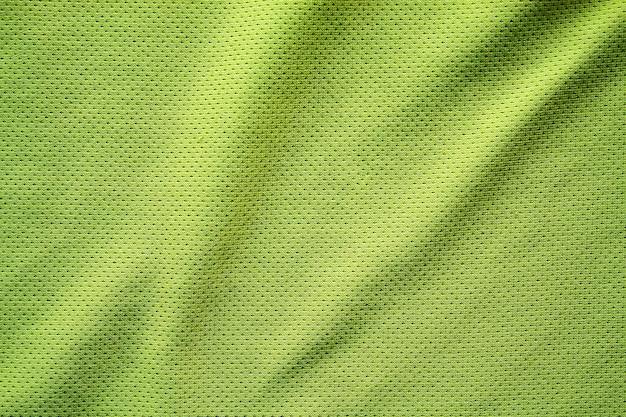 Fond de texture de tissu de vêtements de sport, vue de dessus de la surface textile en tissu