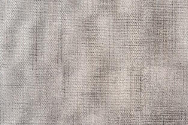 Fond de texture de toile beige avec rayures délicates
