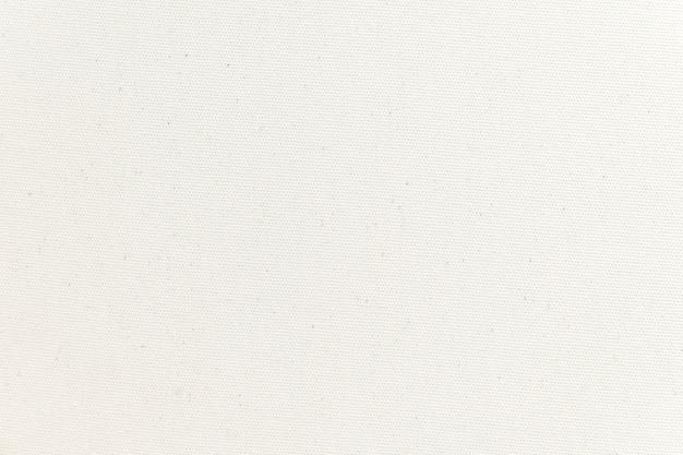 Fond de texture de toile blanche. fermer.