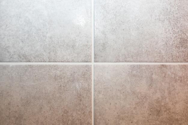 Fond de texture de tuile grise. style béton marbré.