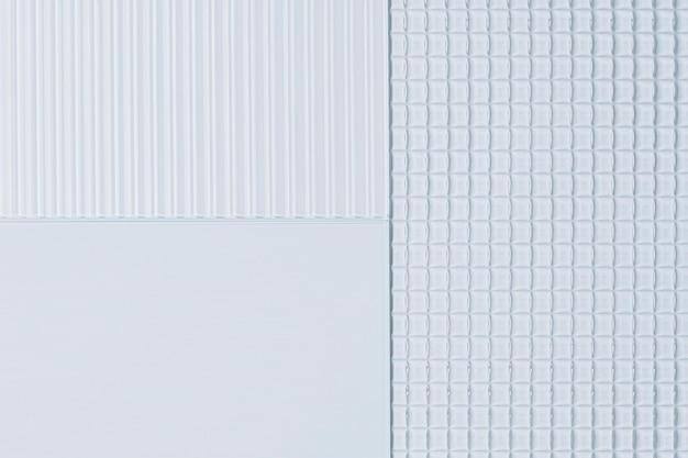 Fond avec texture verre motif