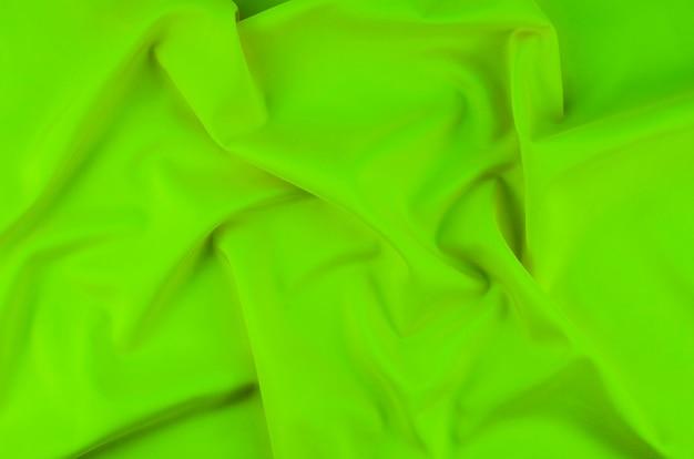Fond de texture verte gros plan