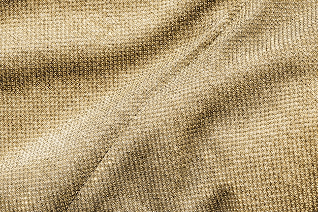 Fond en tissu doré