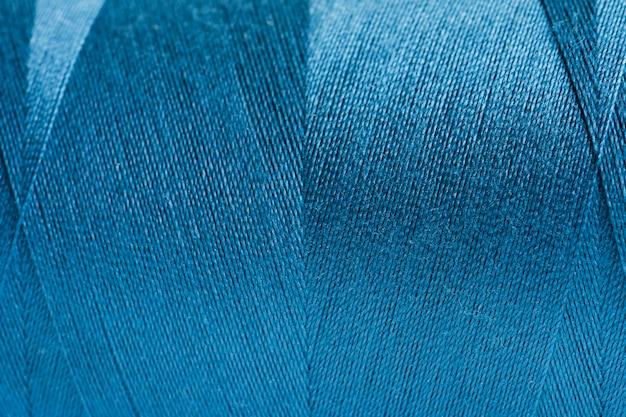 Fond de tissu de fil de laine roulé