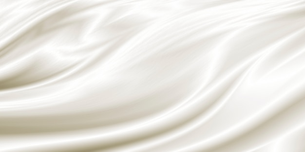 Fond de tissu de luxe blanc