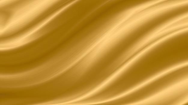 Fond de tissu de luxe or