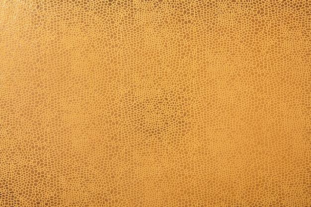 Fond de tissu métallique doré